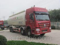 Sunhunk HCTM HCL5317GFLZZ4 low-density bulk powder transport tank truck