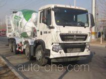 宏昌天马牌HCL5317GJBZZN30G4型混凝土搅拌运输车