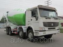 宏昌天马牌HCL5317GJBZZN34L4型混凝土搅拌运输车