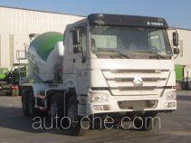 Sunhunk HCTM HCL5317GJBZZN34L4 concrete mixer truck