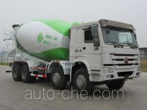 Hongchang Weilong HCL5317GJBZZN38L4 concrete mixer truck