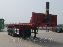 Sunhunk HCTM HCL9400ZZXP flatbed dump trailer