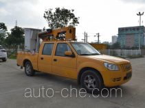 Huatong HCQ5020JGKPA5 aerial work platform truck