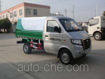 Huatong HCQ5020ZLJGA dump garbage truck