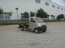 Huatong HCQ5022ZXXSC detachable body garbage truck