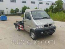Huatong HCQ5026ZXXSY detachable body garbage truck