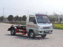 Huatong HCQ5030ZXXB5 detachable body garbage truck