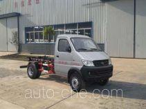 Huatong HCQ5030ZXXSC detachable body garbage truck