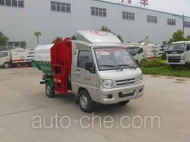 华通牌HCQ5030ZZZB型自装卸式垃圾车