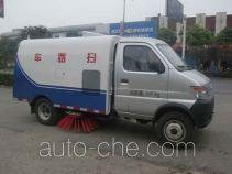 Huatong HCQ5031TSLSC street sweeper truck