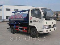 Huatong HCQ5040GXEDFA suction truck