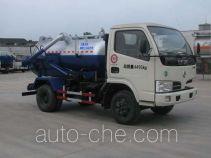 华通牌HCQ5040GXWDFA型吸污车