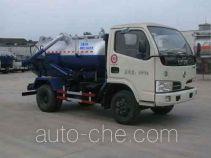 华通牌HCQ5041GXWEQ5型吸污车