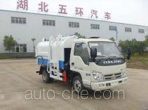 Huatong HCQ5046ZDJB5 docking garbage compactor truck