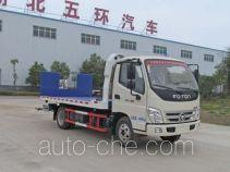 Huatong HCQ5047TQZBJ wrecker