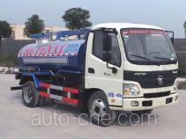 Huatong HCQ5049GXEBJ5 suction truck