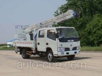 华通牌HCQ5050JGKE3型高空作业车