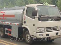 Huatong HCQ5060GJYE3 топливная автоцистерна
