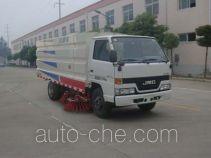 华通牌HCQ5061TSLJX型扫路车