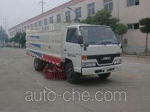 Huatong HCQ5061TSLJX street sweeper truck