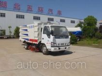 Huatong HCQ5070TSLQL5 street sweeper truck