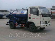 Huatong HCQ5071GXWDFA sewage suction truck