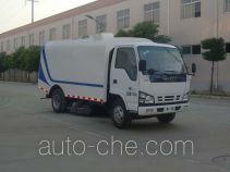 华通牌HCQ5071TXCQL型吸尘车