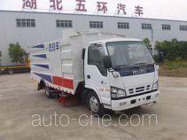 Huatong HCQ5071TXSQL5 street sweeper truck
