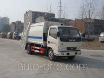 Huatong HCQ5071ZYSDFA garbage compactor truck