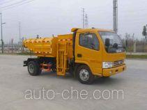 华通牌HCQ5071ZZZDFA型自装卸式垃圾车