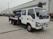 华通牌HCQ5072JGKQL型高空作业车