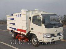华通牌HCQ5072TSLE5型扫路车