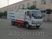 Huatong HCQ5072TSLQL street sweeper truck