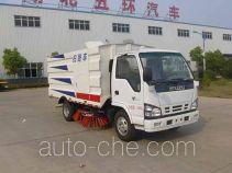 华通牌HCQ5072TSLQL型扫路车