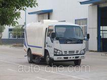 华通牌HCQ5072TXCQL型吸尘车
