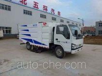 Huatong HCQ5071TXCQL street vacuum cleaner