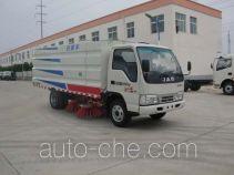 Huatong HCQ5073TSLHF street sweeper truck