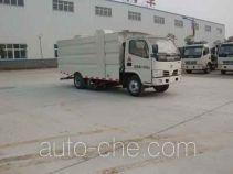 华通牌HCQ5073TXCDFA型吸尘车