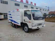 华通牌HCQ5073TXCHF型吸尘车