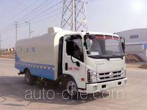 华通牌HCQ5075TXCB5型吸尘车