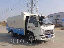 华通牌HCQ5075TXCBJ型吸尘车