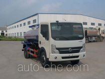 Huatong HCQ5076GXEDFA suction truck