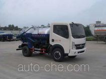 华通牌HCQ5076GXWDFA型吸污车