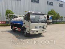 Huatong HCQ5110GXEDFA suction truck