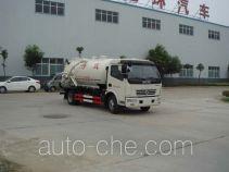 华通牌HCQ5080GXWDFA型吸污车