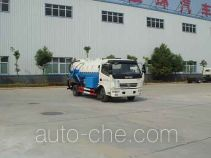 Huatong HCQ5081GQWDFA sewer flusher and suction truck