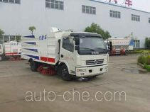 Huatong HCQ5081TSLDFA street sweeper truck