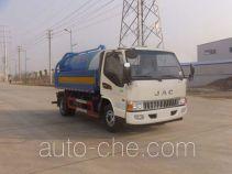 华通牌HCQ5082GQWHF5型清洗吸污车