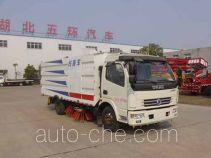 华通牌HCQ5082TSLE5型扫路车