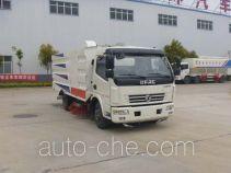 Huatong HCQ5082TXSDFA street sweeper truck